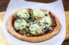 Veggie & Ricotta Pizza