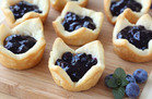 Personal Blueberry Pies