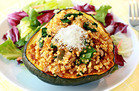 Healthy Hungry Girl Low-Sugar Recipes: Veggie 'n Quinoa Stuffed Acorn Squash