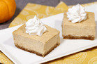Healthy Hungry Girl Low-Sugar Recipes: The Great Pumpkin Cheesecake Bars