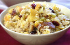 Cranberry-Apple Cornbread Stuffing