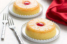 Pineapple Upside-Down Cake Mugs