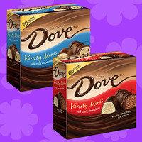 DoveBar Variety Minis