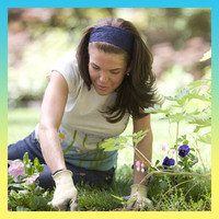 Calorie-Burning Summer Activities: Gardening (275 calories per hour)