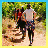 Calorie-Burning Summer Activities: Light Hiking (200 - 400 calories per hour)
