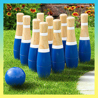 Calorie-Burning Summer Activities: Lawn Bowling (200 calories per hour)