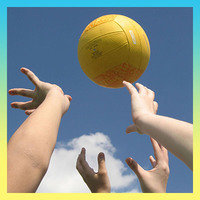 Calorie-Burning Summer Activities: Casual Beach Volleyball (300 calories per hour)
