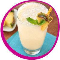 Low-Calorie Summer Cocktail: Perfect Piña Colada