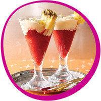 Low-Calorie Summer Cocktail: Lava Smash
