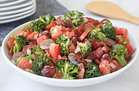 Hungry Girl's Healthy Next-Level Broccoli-Bacon Salad Recipe