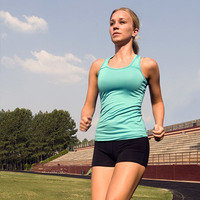 Personal Trainer Secret: Quality workout clothes are an investment in your health.