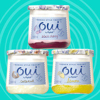 Oui by Yoplait French Style Yogurt