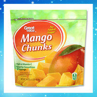 Hungry Girl's Frozen Dessert Finds: Frozen Mango Chunks (No Sugar Added)