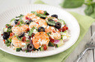 Mediterranean Shrimp 'n Veggies