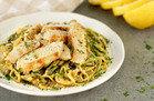 Gluten-Free Recipe: Chicken Scampi Z'paghetti