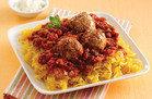 Gluten-Free Recipe: Spaghetti Swap & Meatballs