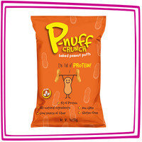Hungry Girl's 1-Click Wonders: P-nuff Crunch Baked Peanut Puffs