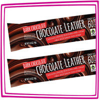Hungry Girl's 1-Click Wonders: Manhattan Chocolates Dark Chocolate Chocolate Leather