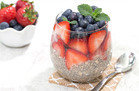 No-Cook HG Recipe: Berry Chia Breakfast Bowl