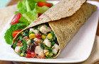 No-Cook HG Recipe: Mexi' Shrimp Salad Wrap