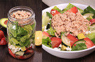 No-Cook HG Recipe: Fruit 'n Feta Tuna Salad in a Jar