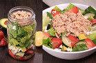 No-Cook HG Recipe: Fruit 'n Feta Tuna Salad in a Jar