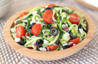 "No-Cook HG Recipe: Zucchini-Noodle ""Pasta"" Salad"