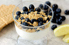 No-Cook HG Recipe: Deconstructed Blueberry Lemon Cheesecake