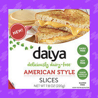 Daiya Deliciously Dairy-Free American Style Slices