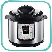 Hungry Girl's 1-Click Wonder: Instant Pot Duo Mini 3 Qt. 7-in-1 Multi-Use Programmable Pressure Cooker