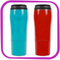 Hungry Girl's 1-Click Wonder: Mighty Mug Go Travel Mug