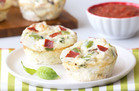 Pizza Egg Bakes