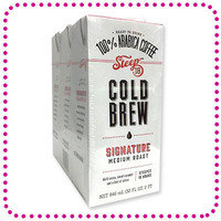 HG Sam's Club Find: Steep 18 Cold Brew Coffee in Signature Medium Roast