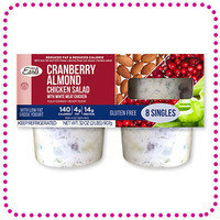 HG Sam's Club Find: Chef Earl's Reduced Fat & Reduced Calorie Cranberry Almond Chicken Salad with White Meat Chicken