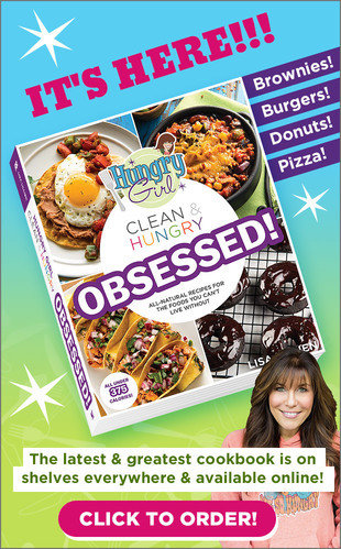 Hungry Girl Clean & Hungry OBSESSED!: Now on Shelves Everywhere