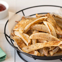 HG Healthy French Fry Recipe: Totally Turnip Fries