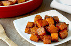 Cinnamon Maple Butternut Squash