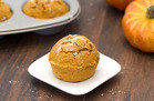 Perfect Pumpkin Spice Muffins