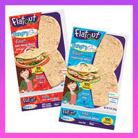 HG Bread Picks & Alternatives: Flatout Exclusive Hungry Girl Foldit Flatbreads