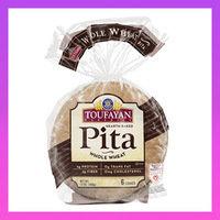 HG Bread Picks & Alternatives: Whole-Wheat Pita Bread
