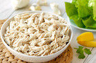 Go-To Garlic 'n Herb Shredded Chicken