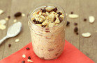 Trail Mix Fix Overnight Oats
