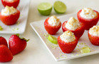 Kickin' Key Lime Strawberries