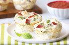 HG Muffin-Pan Recipe: Pizza Egg Bakes