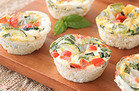 HG Muffin-Pan Recipe: Roasted Veggie Egg Muffins