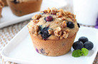 HG Muffin-Pan Recipe: Blueberry Streusel Muffins
