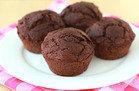 HG Muffin-Pan Recipe: Yum Yum Brownie Muffins