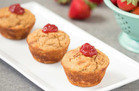 HG Muffin-Pan Recipe: PB&J Protein Muffins