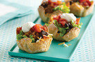HG Muffin-Pan Recipe: Tiny Taco Salads 2.0