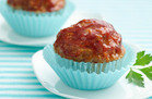 HG Muffin-Pan Recipe: Turkey & Veggie Meatloaf Minis
